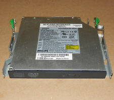 PHILIPS MODEL CDD5263 12.7mm IDE CD-R/RW/DVD-ROM Drive + BRACKETS