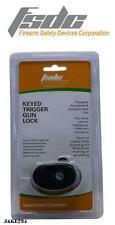 Fsd Keyed Trigger Lock Black Rubber w/Metal Lock # Tl3050Rkd