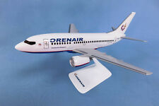Handmade Aircraft Airplane Model Boeing 737-500 (M1:100, Orenair)