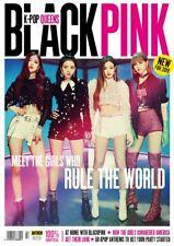 K-Pop Queens: BLACKPINK Special UK Magazine BTS