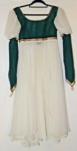 RENAISSANCE / JULIET costume dress  dance /drama custom made REDUCED!