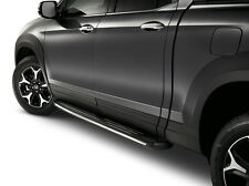 2017 HONDA RIDGELINE CHROME RUNNING BOARDS OEM