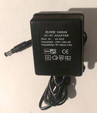 Elvos Sandan AC-0950 Netzgerät AC-AC Adapter 9V~ Netzteil Wandler, gebraucht