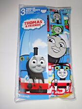 THOMAS THE TRAIN BOYS BRIEFS UNDERWEAR 3 PACK SIZE 4T