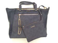 Liu Jo Damen Handtasche Kunstleder DUNKELBLAU A64305e0029-93927