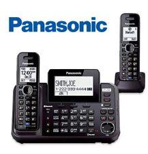 Panasonic KX-TG9552B 2-Line Cordless, 2HS, Link to Cell, USB NEW