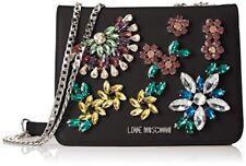 Love Moschino Donna Borsa Nero PU Art Jc4320pp05 Ky0 100-000 P18