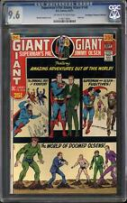 Superman's Pal Jimmy Olsen #140 CGC 9.6 Don/Maggie Thompson Collection (OW-W)