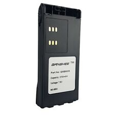 Replacement for Motorola MTX950, MTX9250, MTX850LS, MTX850 Two-Way Battery
