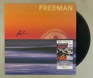 """Gene Ween WEEN Signed Autograph """"Freeman"""" Album Vinyl LP JSA COA"""