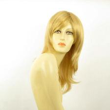 Perruque femme mi-longue blond clair doré GIULIA LG26