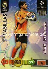 Adrenalyn XL Champions League 10/11 Iker Casillas G