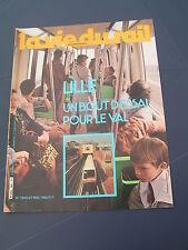 vie du rail 1982 1845 VAL metro LILLE ligne de sceaux SOUTH AFRICAN RAILWAYS STC