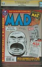TALES CALCULATED TO DRIVE YOU MAD #4 SS CGC 9.4 3X SIG JAFFEE COKER FELDSTEIN