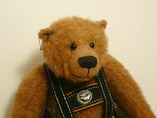 """12"""" """"Billy The Kid"""" German Made Bear, designed by Elke Clarus for Arktofil"""