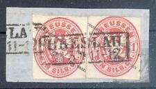 PREUSSEN 1861 GAA15 per 2 BFST 200€++(47948