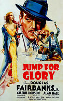 DVD Jump for Glory (Raoul Walsh,1937) Douglas Fairbanks Jr, Alan Hale, film noir