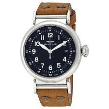 Glycine F 104 Automatic Black Dial Mens Watch GL0129