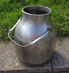 Stainless Steel Milk / Dairy Churn Sweden