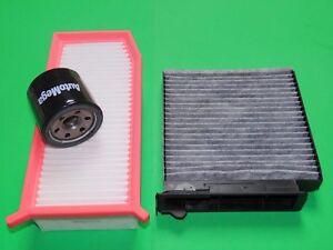 Filterset Filtersatz Inspektionspaket Dacia Duster 1.6 Benziner 84kW/114PS