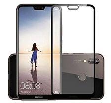 Huawei P20 Lite - Lot de 2 Films en verre trempé couvrent la totalité de l'écran