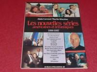 [BIBLIOTHEQUE H.& P.-J. OSWALD] SERIES TV WINCKLER / CARRAZE Britanniques 1997