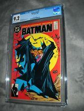 BATMAN 423 DC COMICS CGC 9.2 W OW TODD MCFARLANE COVER 1ST PRINT