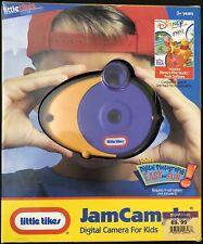 New Vtg. 1999 Little Tikes Jam Cam Jr Disney Winnie the Pooh ver. camera KB GEAR