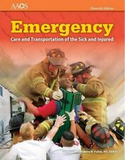 Emergency Care and Transportation of The Sick and Injured 11th Edition