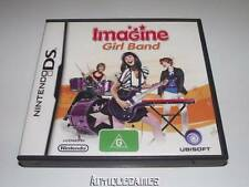 Imagine Girl Band Nintendo DS 2DS 3DS Game Preloved *Complete*