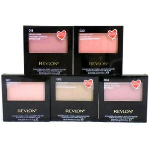 Revlon Power Blush, brush on for silky buildable colour choose your shade