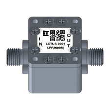 Low Pass Filter (LTCC Construction) Pass Band DC-2600MHz