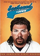 EASTBOUND AND DOWN THE COMPLETE FRIST SEASON 1 DANNY McBRIDE NEW SEALED DVD-SET