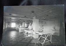 CGT SS FRANCE IV Hospital Ship Photograph 3 1914