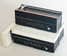 BELL AND HOWELL MICRO-MOUNT 40 COUNT TRAYS SET OF 3