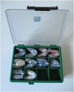 Cable Marker Kit (1000 pcs) CSA 0.5 - 0.75mm² Chevron Cut Colour Code Numbers