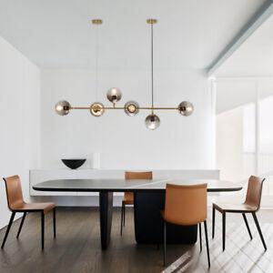 Large Chandelier Lighting Modern Pendant Light Glass Ceiling Lamp Kitchen Lights