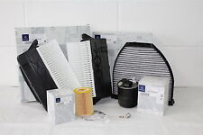Genuine Mercedes-Benz W204 C-Class C300 C350 Diesel OM642 Filter Service Kit