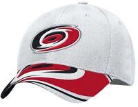 Carolina Hurricanes NHL Reebok White Draft Take Down Hat Cap Men's Flex Fit L/XL