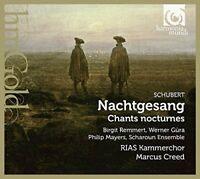 RIAS Kammerchor - Schubert: Nachtgesang [CD]
