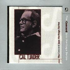Cal Tjader - Concord Jazz Heritage Sereis HANK JONES CARMEN MCRAE SCOTT HAMILTON