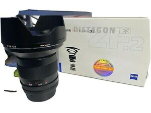 Zeiss Distagon T* 21mm f/2.8 ZF.2 MF Lens for Nikon