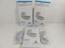 Pioneer Pet Fountain Water Filter Replacement Pack 2 NEW 3-PACKS & 1 OPEN 2-PACK
