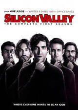 Silicon Valley: First Season 1 (DVD, 2015, 2-Disc Set)