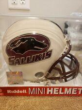 Riddell Southern Illinois Salukis Non-Speed Mini-Helmet