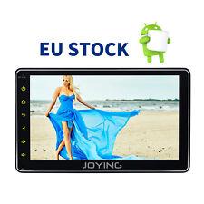 Joying 1din Autoradio con Android GPS Navigatore Bluetooth DAB Obd2 WiFi SD