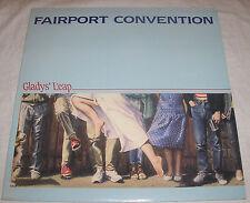 Gladys' Leap - Fairport Convention – Woodworm Records – WR007 - LP Album Vinyl