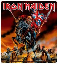 Sticker Iron Maiden England Album Cover Art English Heavy Metal Music Band Decal
