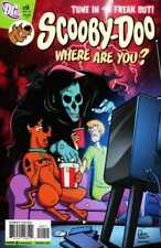 SCOOBY DOO WHERE ARE YOU #9 DC 1st Print Near Mint NM 2010 Series Rare