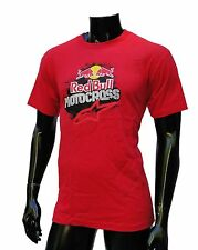 Alpinestars red bull Motocross Trimphan Red atletic men's  T shirt size 2xlarge